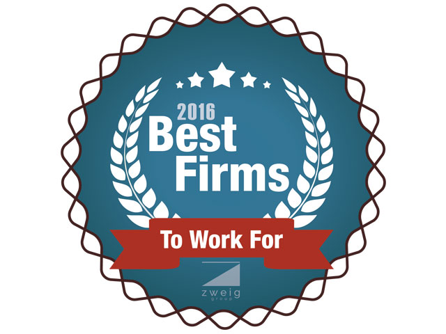 JQ Nationally Ranked on Zweig Group's 2016 Best (Structural) Firms to Work For List