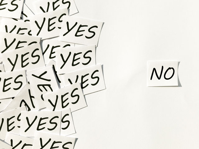 The Zweig Letter - Sometimes 'No' is Better Than 'Yes'