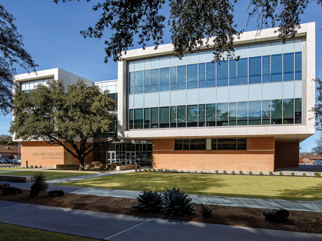 Archer College of Health and Human Services