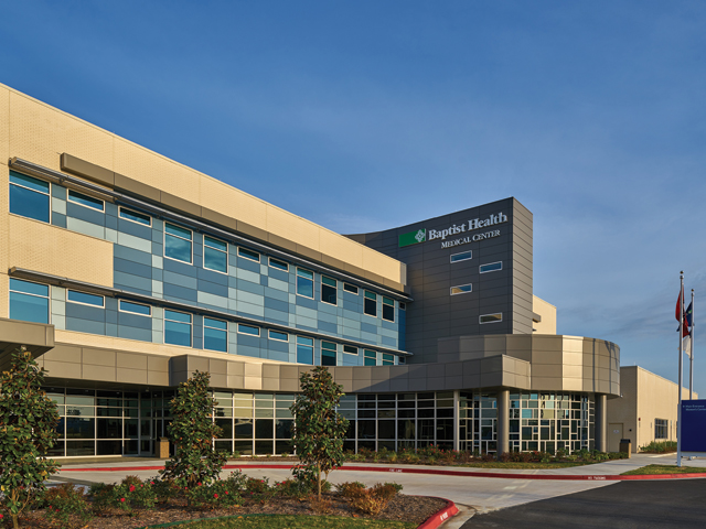 Baptist Health Conway Hospital and Women and Children's Addition