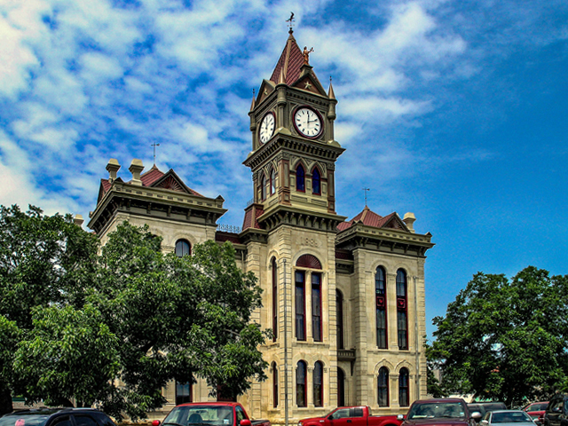 Bosque County Courthouse Restoration