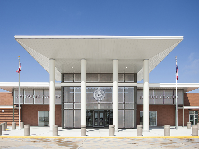 Caldwell County Justice Center Adaptive Reuse