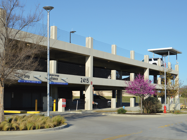 Consolidated Headquarters Parking Garage