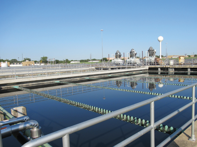 White Rock Primary Clarifier Improvements, Central Wastewater Treatment Plant