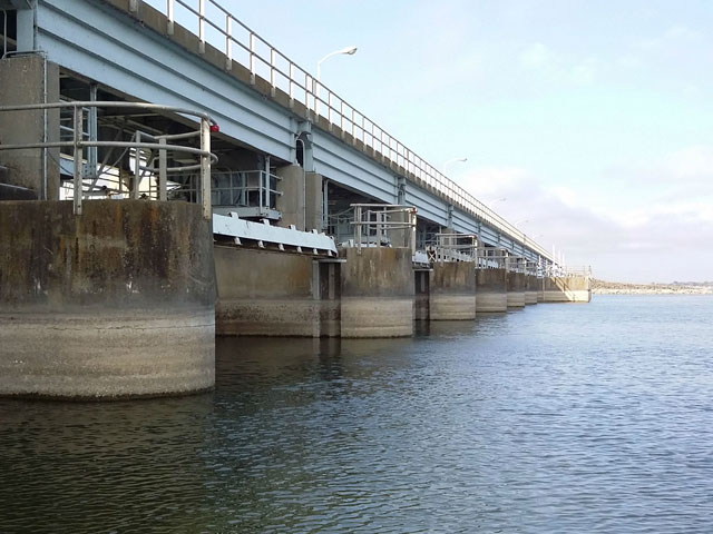 Dallas Dam Safety Evaluations