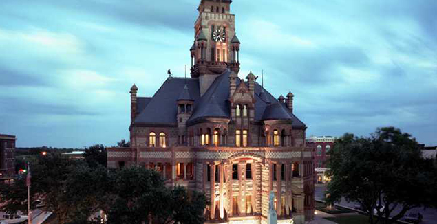 Ellis County Courthouse Restoration