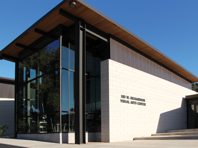 Sid Richardson Visual Arts Center
