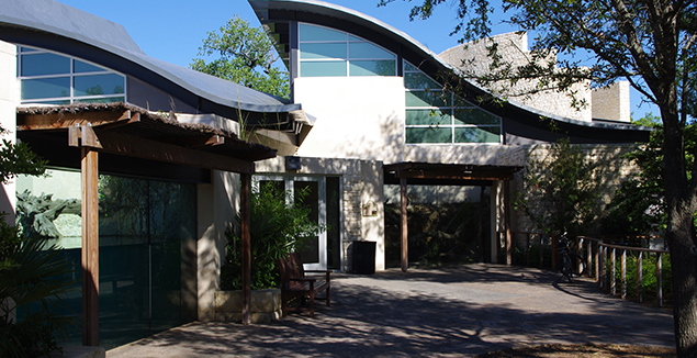 Museum of Living Art, Fort Worth Zoo