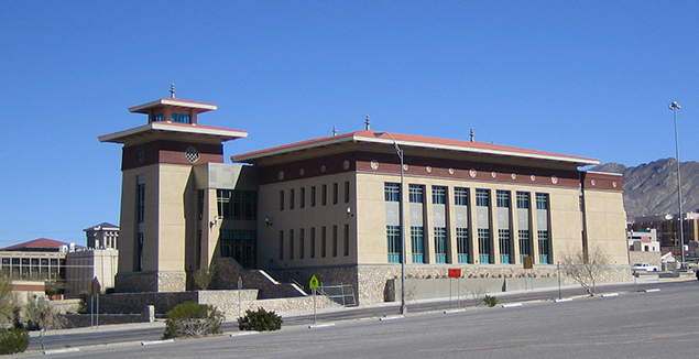 Ysleta Border Station, General Service Administration