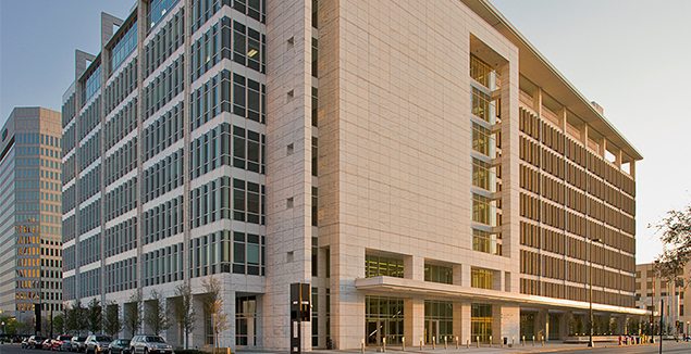 George L Allen Sr Civil Courts Building Addition and Renovation