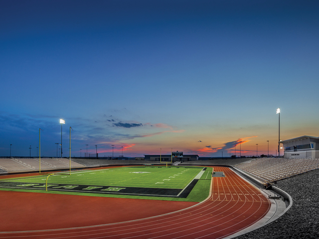 Athletic Complex & High School Renovations