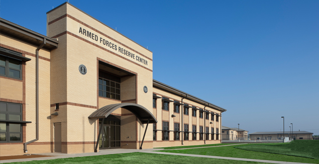 Lewisville Armed Forces Reserve Center