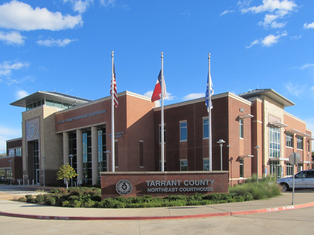 Northeast Tarrant County Sub-Courthouse
