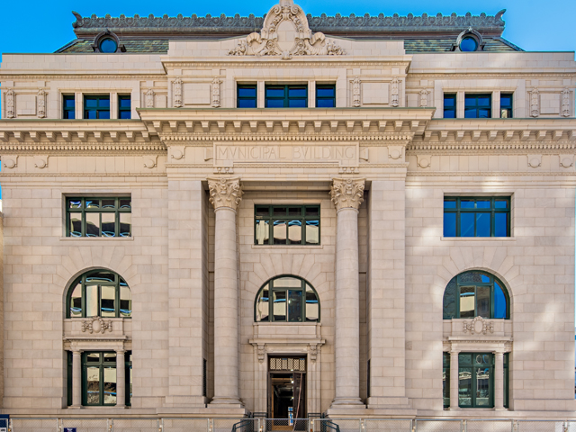 Old Dallas Municipal Building Assessment and Restoration