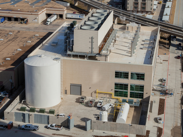 Central Utility Plant