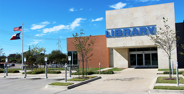 Prairie Creek Branch Library