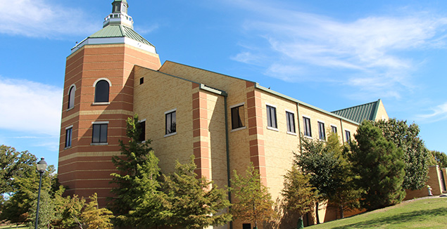 Southwestern Adventist Academic Building
