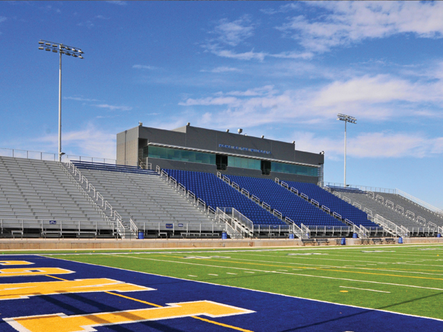 Gerald Prim Stadium Renovations and Additions