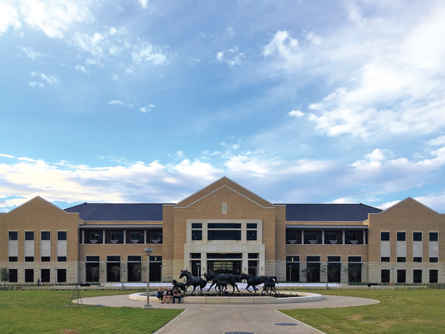 College of Veterinary Medicine and Biomedical Sciences Education Complex and Small Animal Hospital