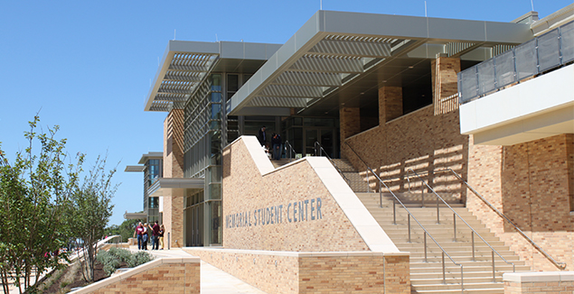 Memorial Student Center, Texas A&M University College Station