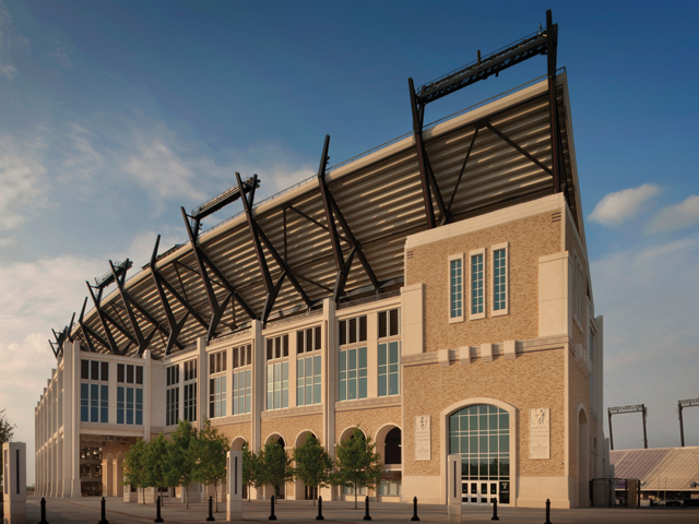 Amon G. Carter Stadium Redevelopment