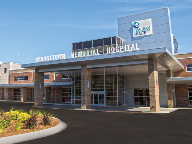 New Mall Addition, Tidelands Georgetown Memorial Hospital