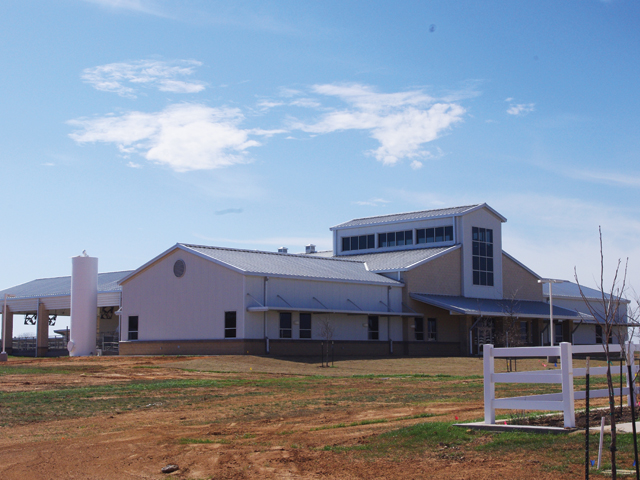 Southwest Regional Dairy Center