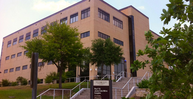 Roy F. & Joann Cole Mitte Complex, Texas State University