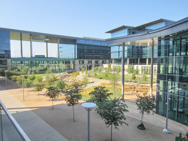 Toyota North American Headquarters Waterproofing and Consulting