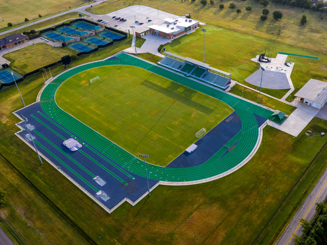 Soccer and Track & Field Stadium