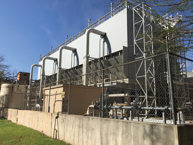 Cooling Tower No. 2 Replacement