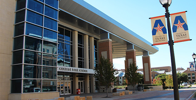 College Park Center, The University of Texas at Arlington