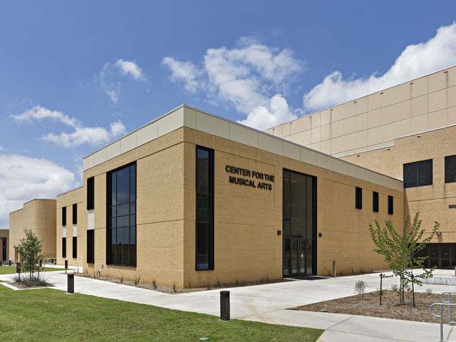 Center for Musical Arts Addition